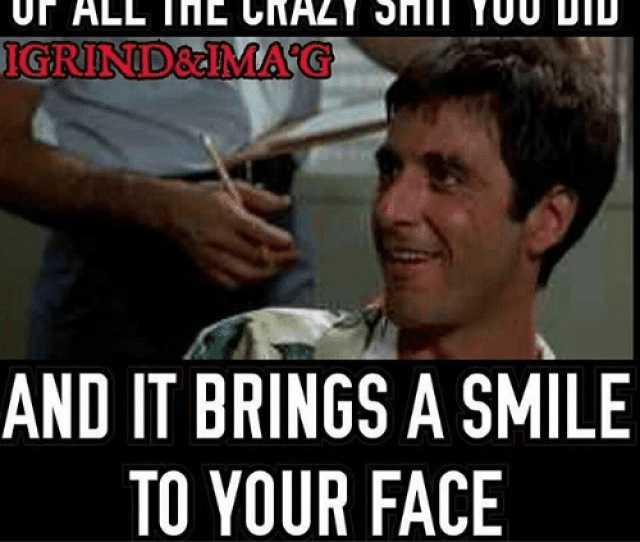 Memes  F0 9f A4 96 And The Crazies When Somebody Reminds You Of All The Crazy