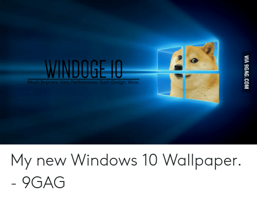 Windoge 0 Much Improve Very Performance Such Design Wow My New