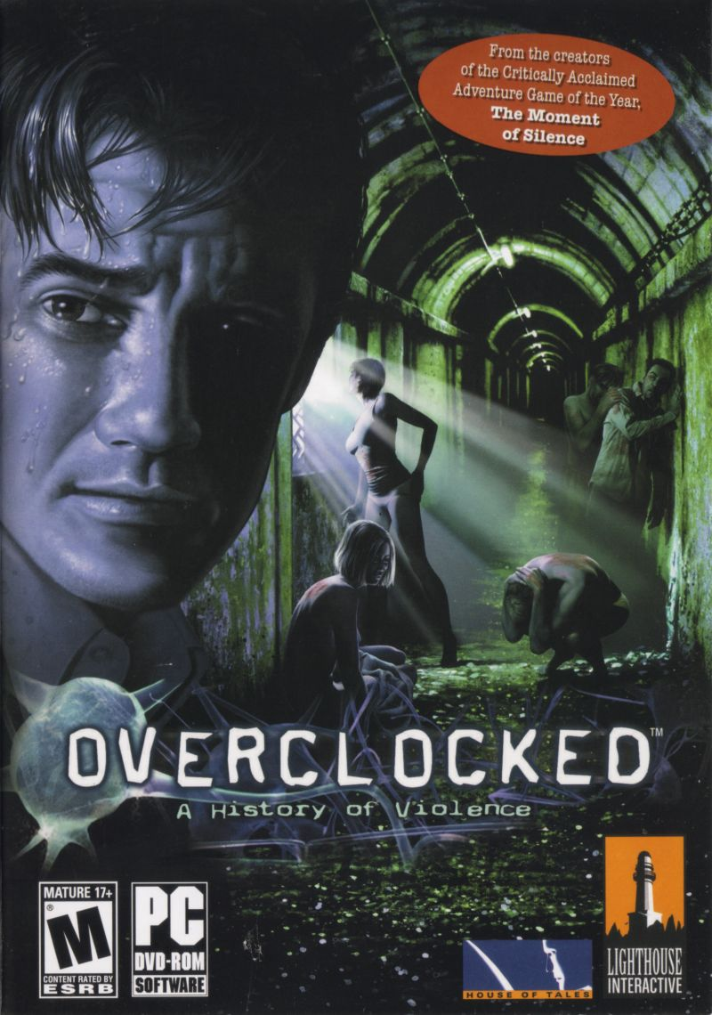 Overclocked: A History of Violence Windows Front Cover