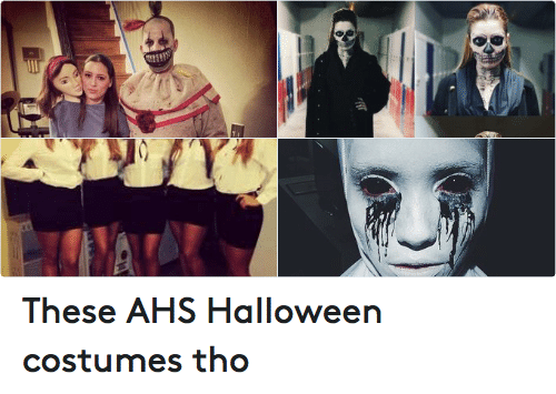 Costume Workscom These Ahs Halloween Costumes Tho