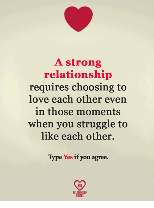 Love Quotes Strong Relationship
