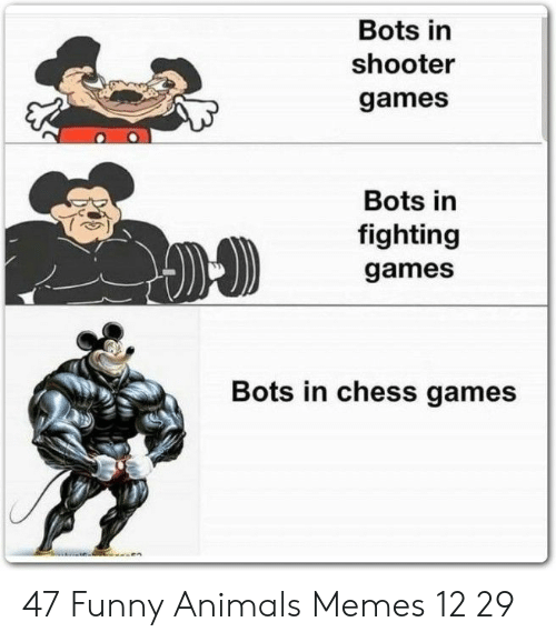 Bots In Shooter Games Bots In Games Bots In Chess Games Matt From