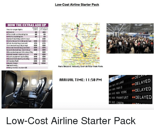 How The Extras Add Up Booked Ecall Centre Fees For Single Flights