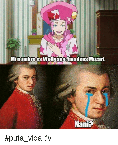 Search Mozart Memes On Sizzle