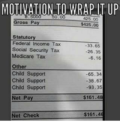 Guy Mad At The Government For Taking His Stimulus Check And Using