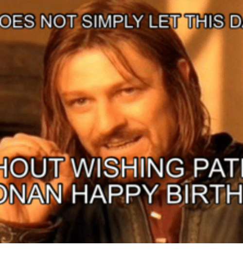 25 Best Memes About Lord Of The Rings Birthday Meme Lord Of The Rings Birthday Memes