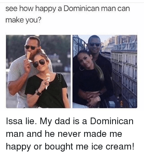 Dominican Dads Be Meme