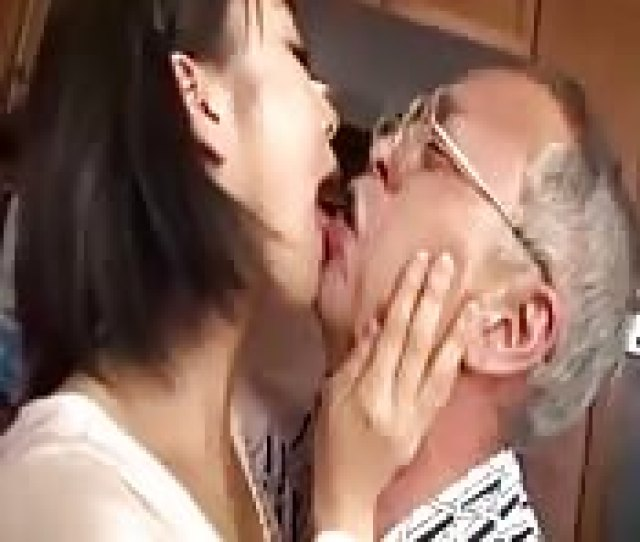 Japanese Babe Wants Old Man Cock