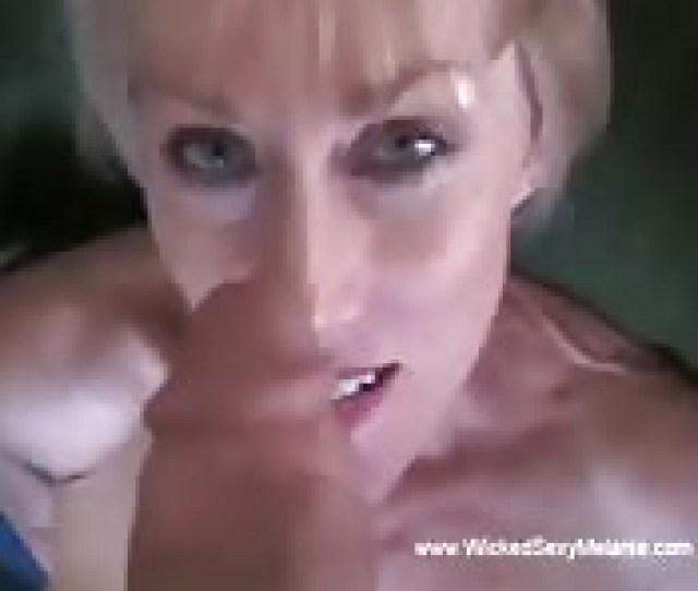 Mom Sucks Sons Dick Hard For Cum