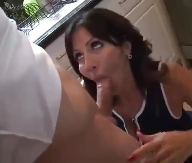 Chilean Milf Fucks Son In Law