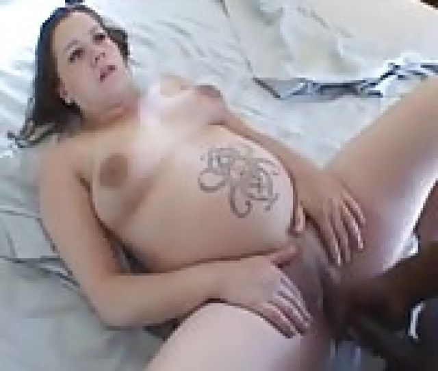 Pregnant Girl Fucked By Black Cock