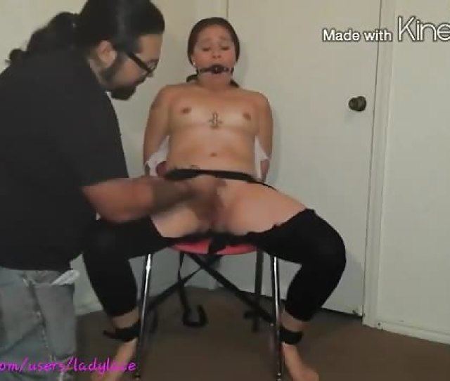 Hardcore Pussy Play And Bdsm For A Curvy Native American Girl