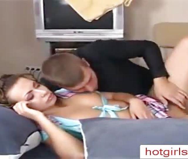 Dude Fucking A Sleeping Girl Hard