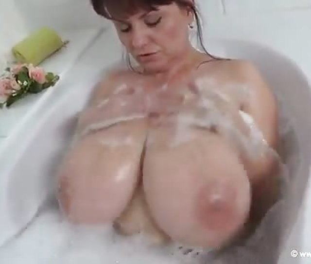 Mom With Giant Natural Tits