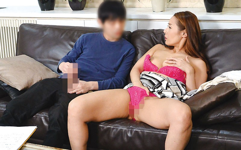 "[VNDS-3342]&quotWould You Like To Make A Female Readers Choice Adult Film?"" I Deceived An Amateur Mature Woman Into Watching An Adult Video With Me"