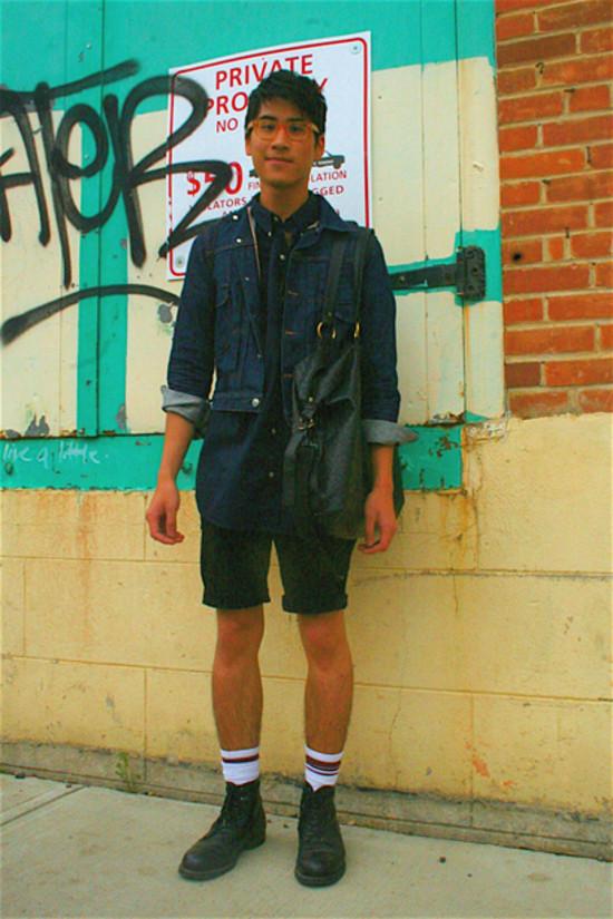 Emanuel Alec Ilagan EDMONTON Street Fashion Street