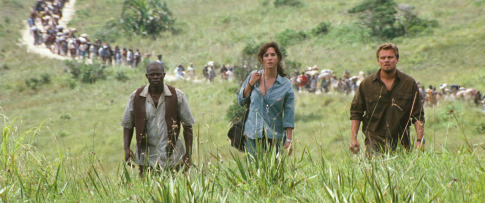 Fotograma de la peli Blood Diamond