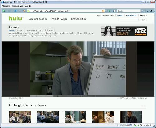 House Season 4 con Hulu