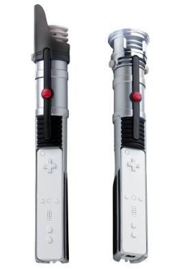 Sables laser para la Wii