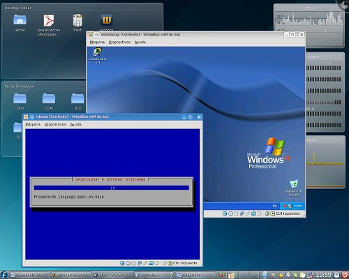 Virtualbox en Fedora 11