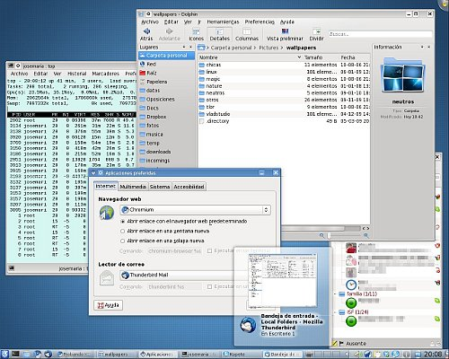 KDE 4.4 RC1 en Fedora 12