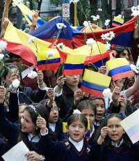 Elecciones en Colmbia