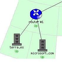 Monitorizando la salida a internet con nagios