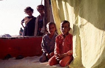 refugiados saharahuis