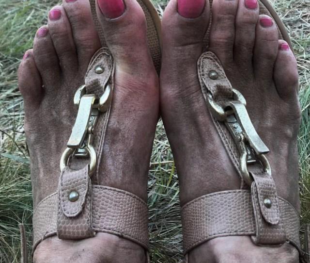 Ava Austen Feet