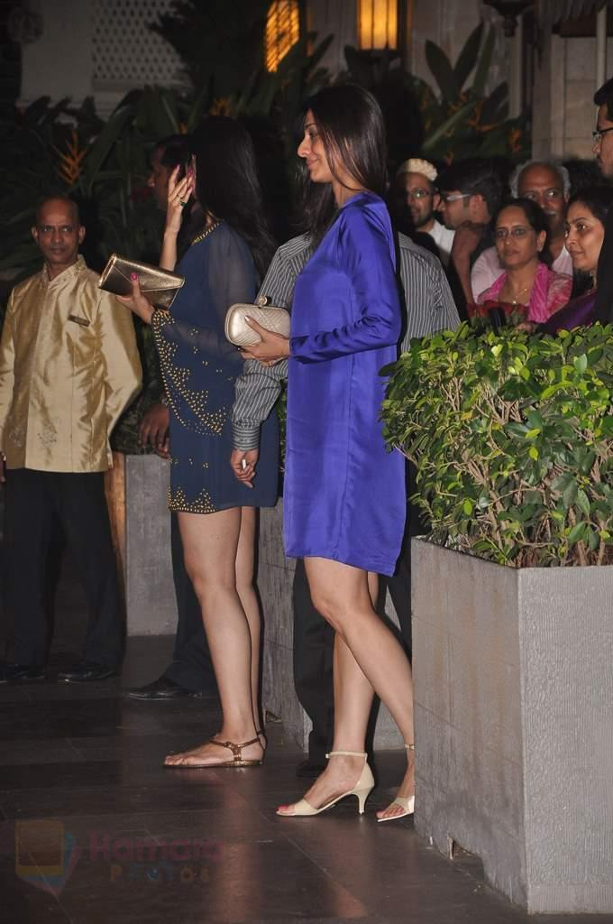 Tabu's legs impressed Tom Cruise, plus she is a foot taller than Tom!