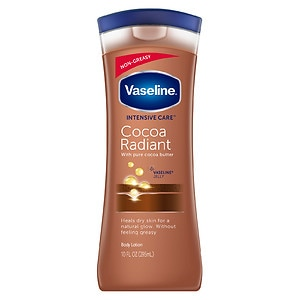 Vaseline Total Moisture Cocoa Radiant Rich Feeling Lotion