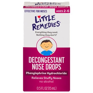 Allergy Medicine With Decongestant For Kids