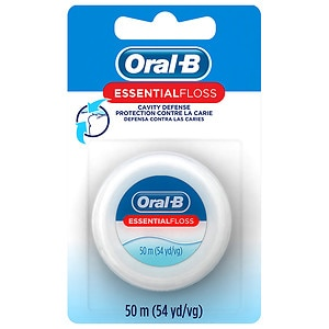 Oral-B Essential Floss- 54 yd
