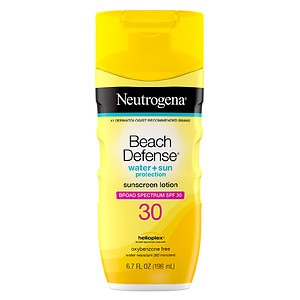 Neutrogena Beach Defense SPF 30 Sunscreen Lotion- 6.7 oz