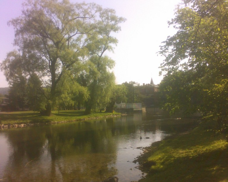 Bellefonte PA Talleyrand Park Photo Picture Image