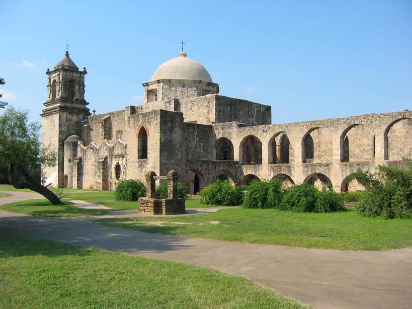 San Antonio Tx Mission San Jose Photo Picture Image