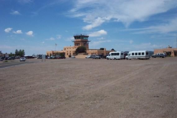 Santa Fe, NM : Santa Fe Airport
