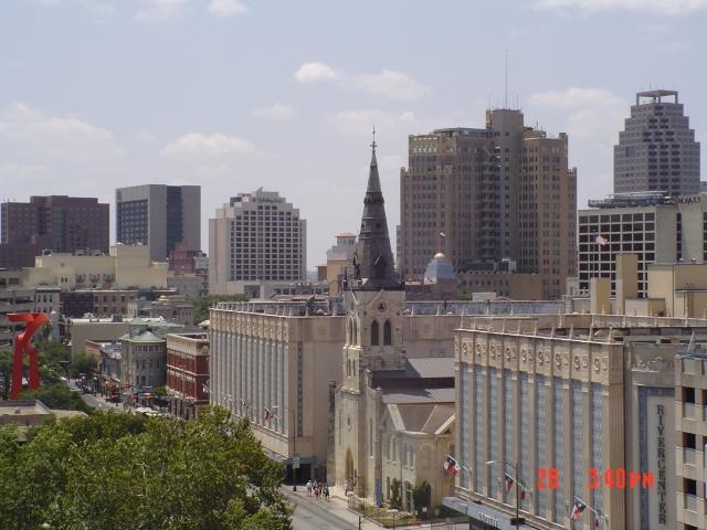 San Antonio Tx San Antonio Buildings Photo Picture