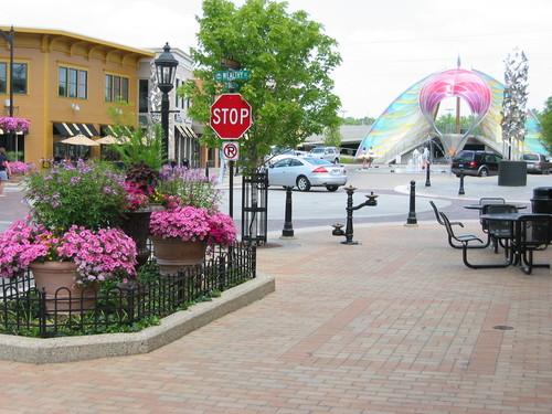 East Grand Rapids MI Gaslight Village In East Grand