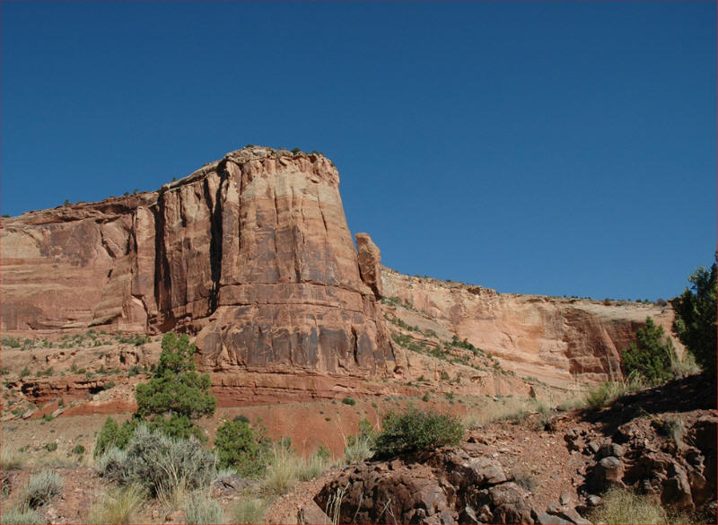 Fruita CO Colorado National Monument Photo Picture