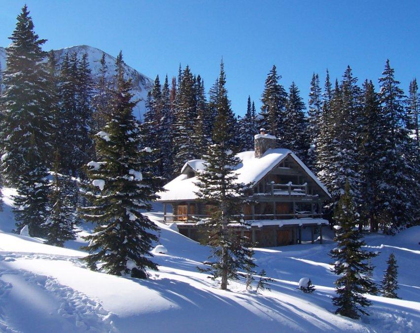Alta Ut Alta Cabin Photo Picture Image Utah At City