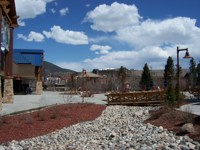 Silverthorne CO Outlet Mall Photo Picture Image