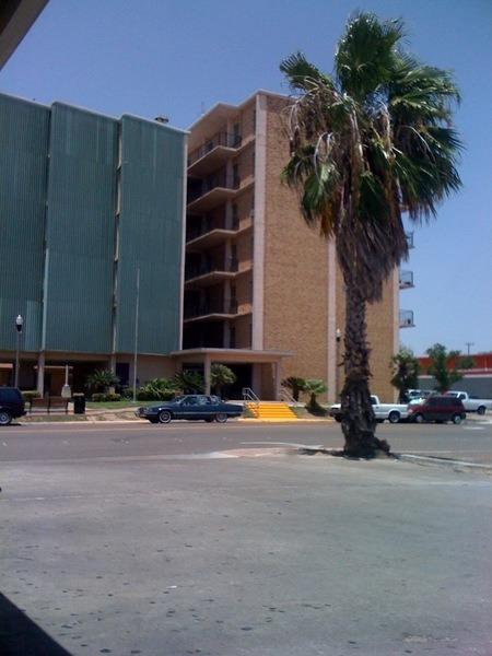 Mercedes TX Queen City Retreat Tallest Building In