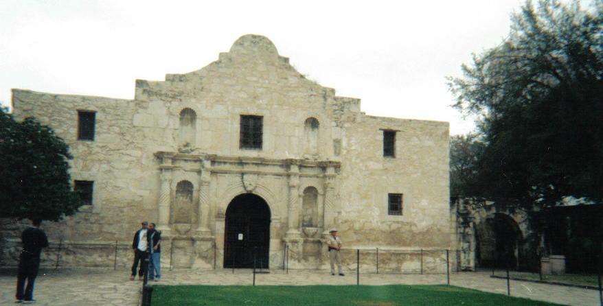 San Antonio Tx The Alamo Photo Picture Image Texas