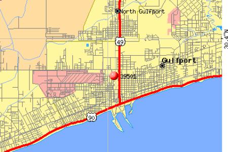 map gulfport mississippi » Free Wallpaper for MAPS | Full Maps