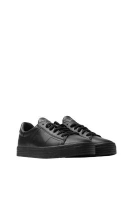 Esprit / Modieuze sneakers met een hoge zool