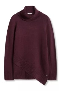Woll-Blend Pullover