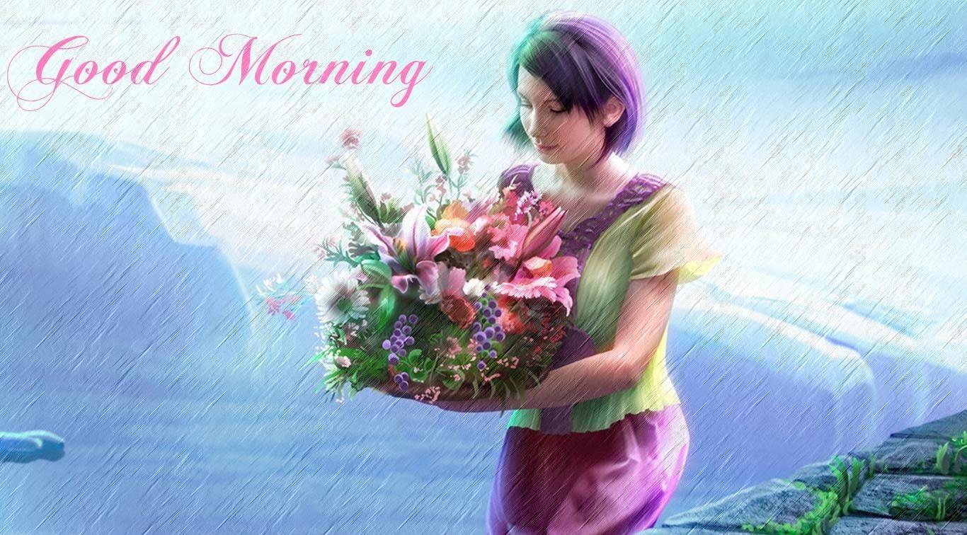 Beautiful Gorgeous Girls Good Morning Hd Wallpapers