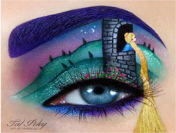 Beautiful-Eye-Makeup-Designs-by-Tal-Peleg-2