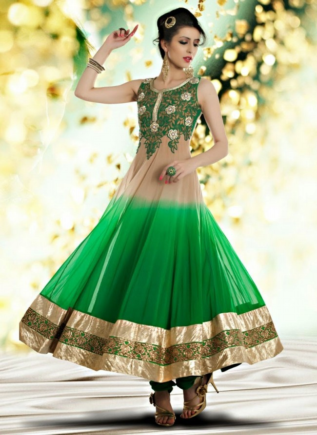 Fashion Mag Indian Royal Wedding Bridal Wear Long